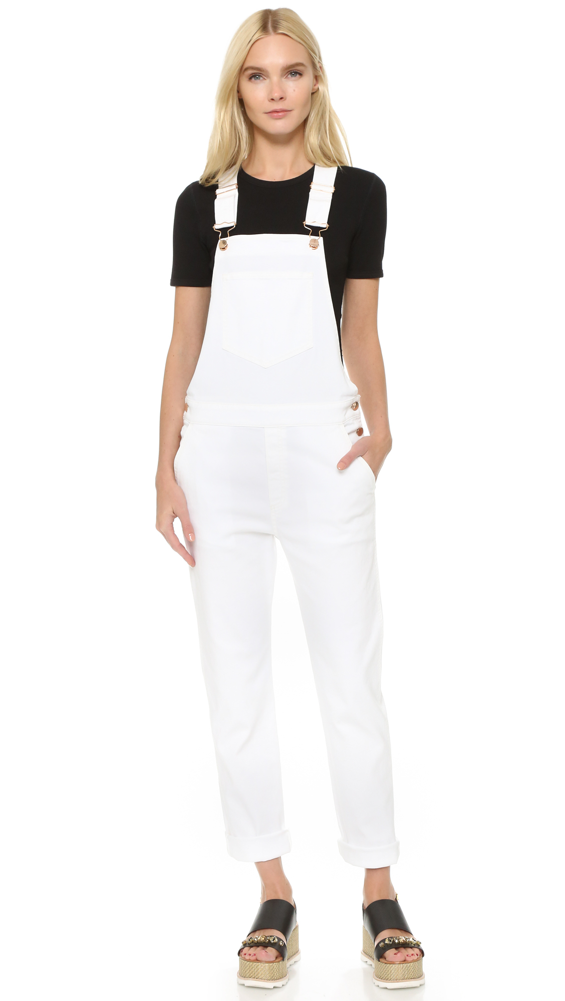 Find great deals on eBay for women white overalls. Shop with confidence.
