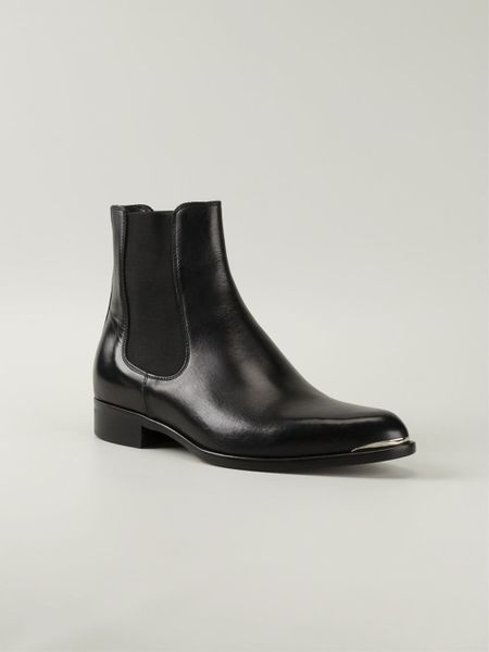 Mens Black And Gold Boots Black Gold Chelsea Boots