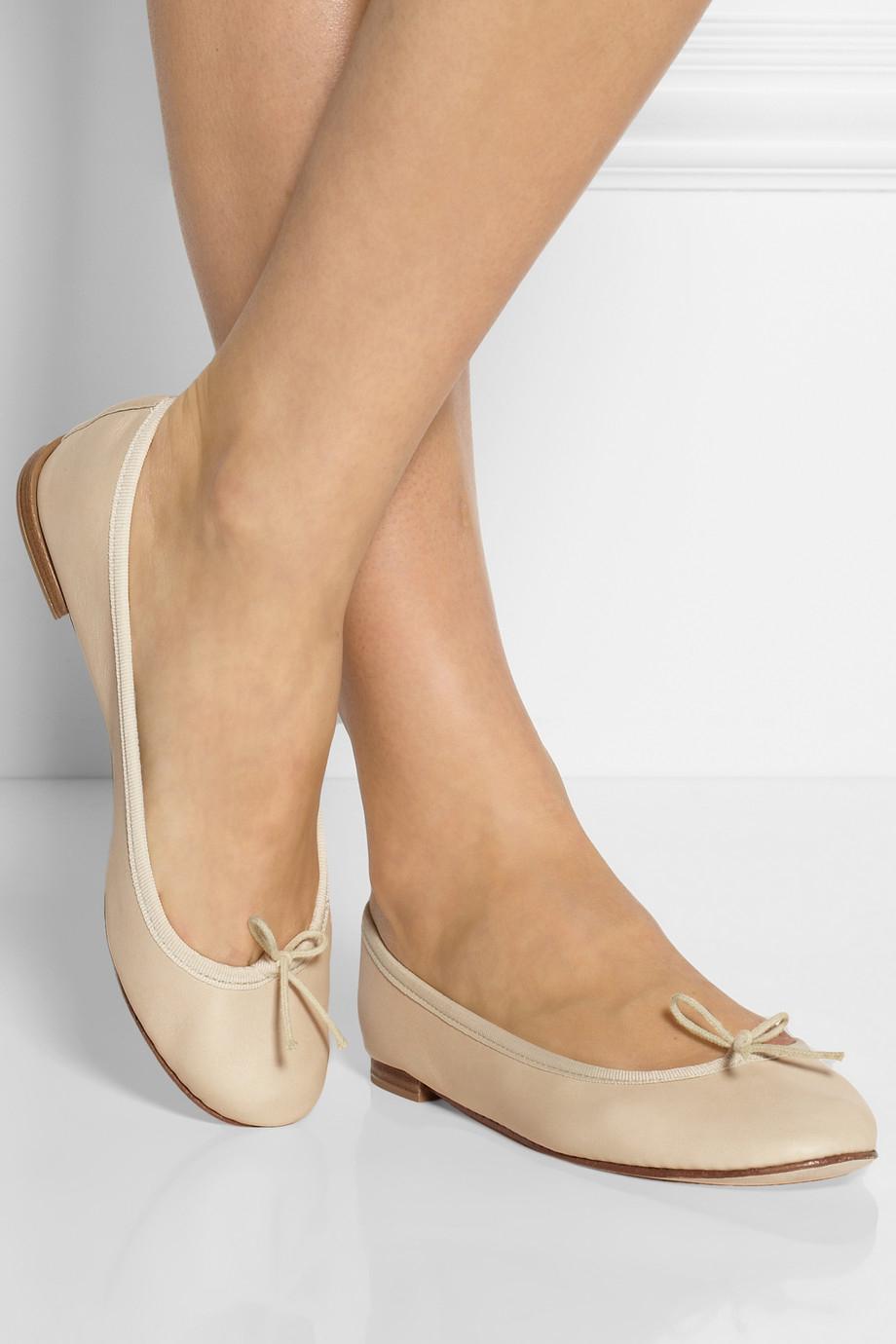 Repetto Metallic Cendrillon Ballerina Flats Latest Sale Online Buy Cheap Exclusive Buy Cheap Professional For Nice ZzKkW
