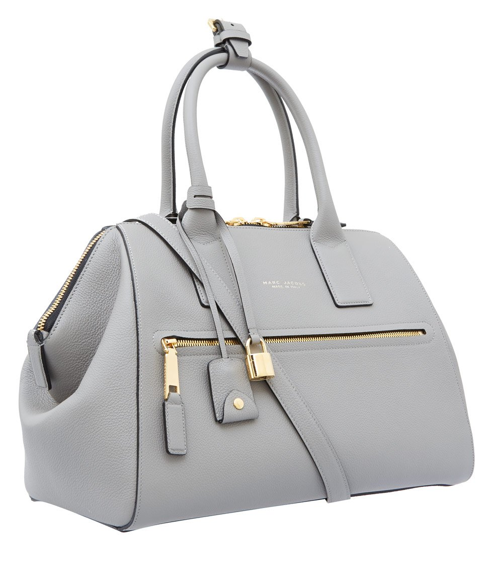 Competitive Gray Tote Bags online, Gamiss offers you Metal Minimalist PU Leather 3 Pieces Tote Bag Set at $, we also offer Wholesale service.