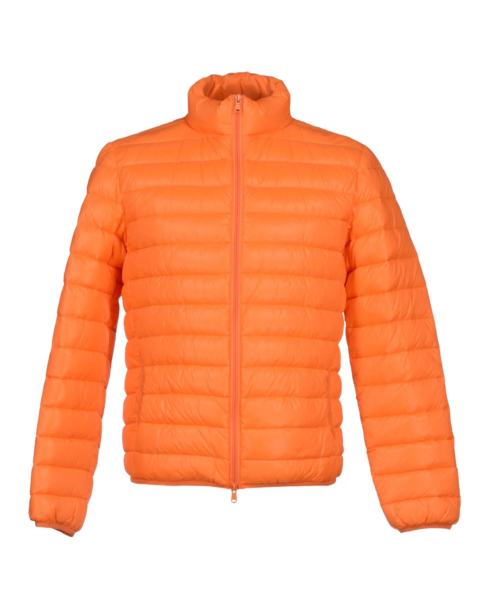 Altea Down Jacket In Orange For Men Lyst