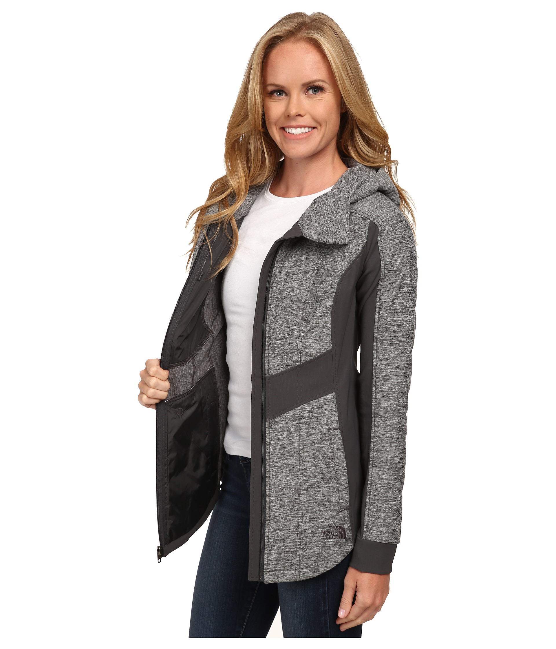 8191d37b15 Lyst - The North Face Pseudio Jacket in Gray