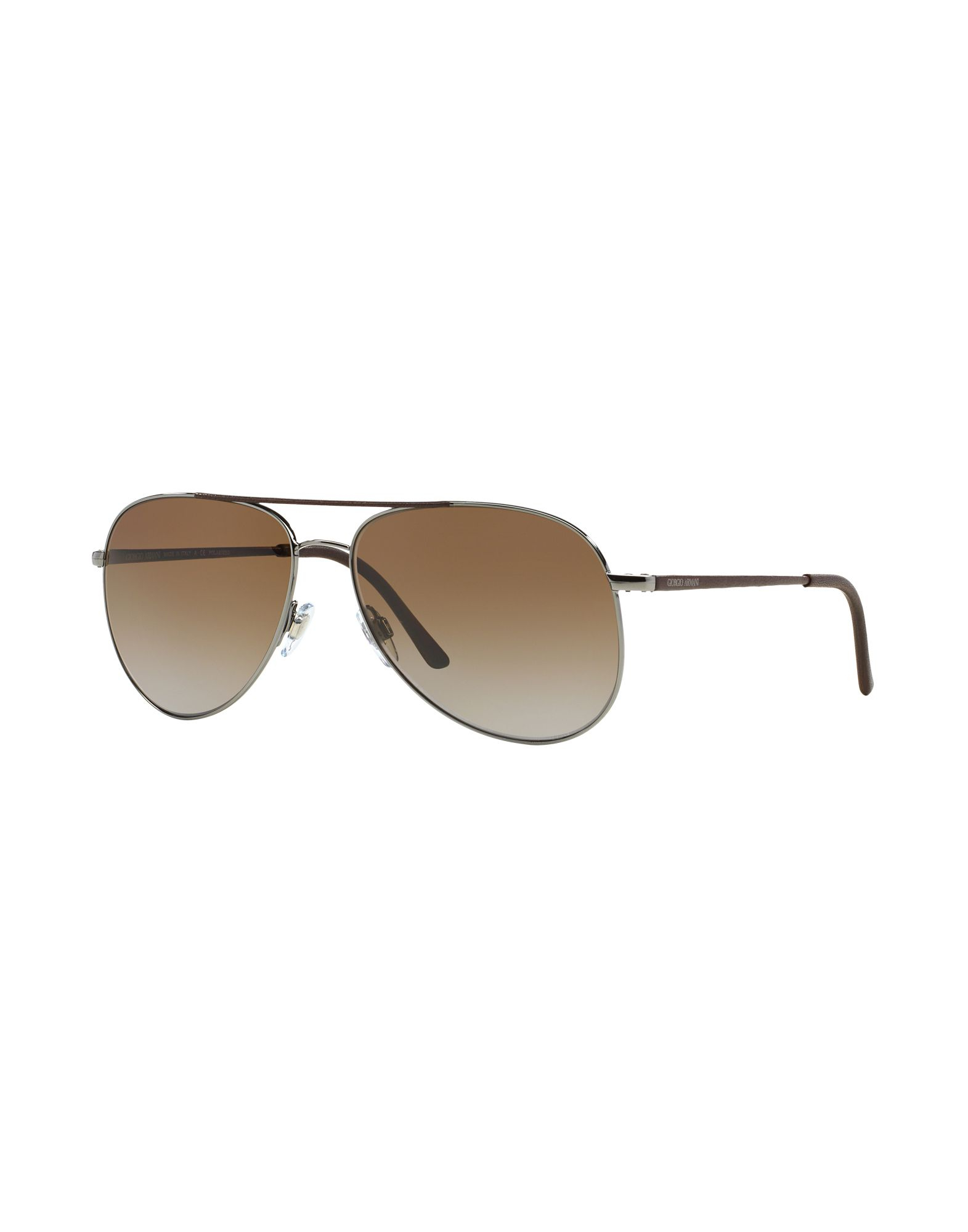 Giorgio armani Sunglasses in Silver - Save 17% | Lyst