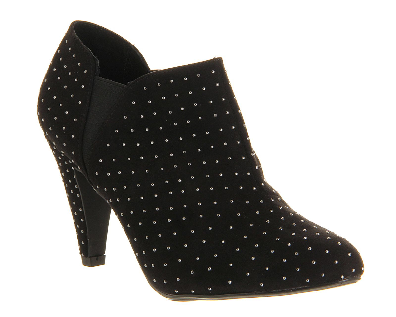 office goody two shoes shoe boot in black lyst