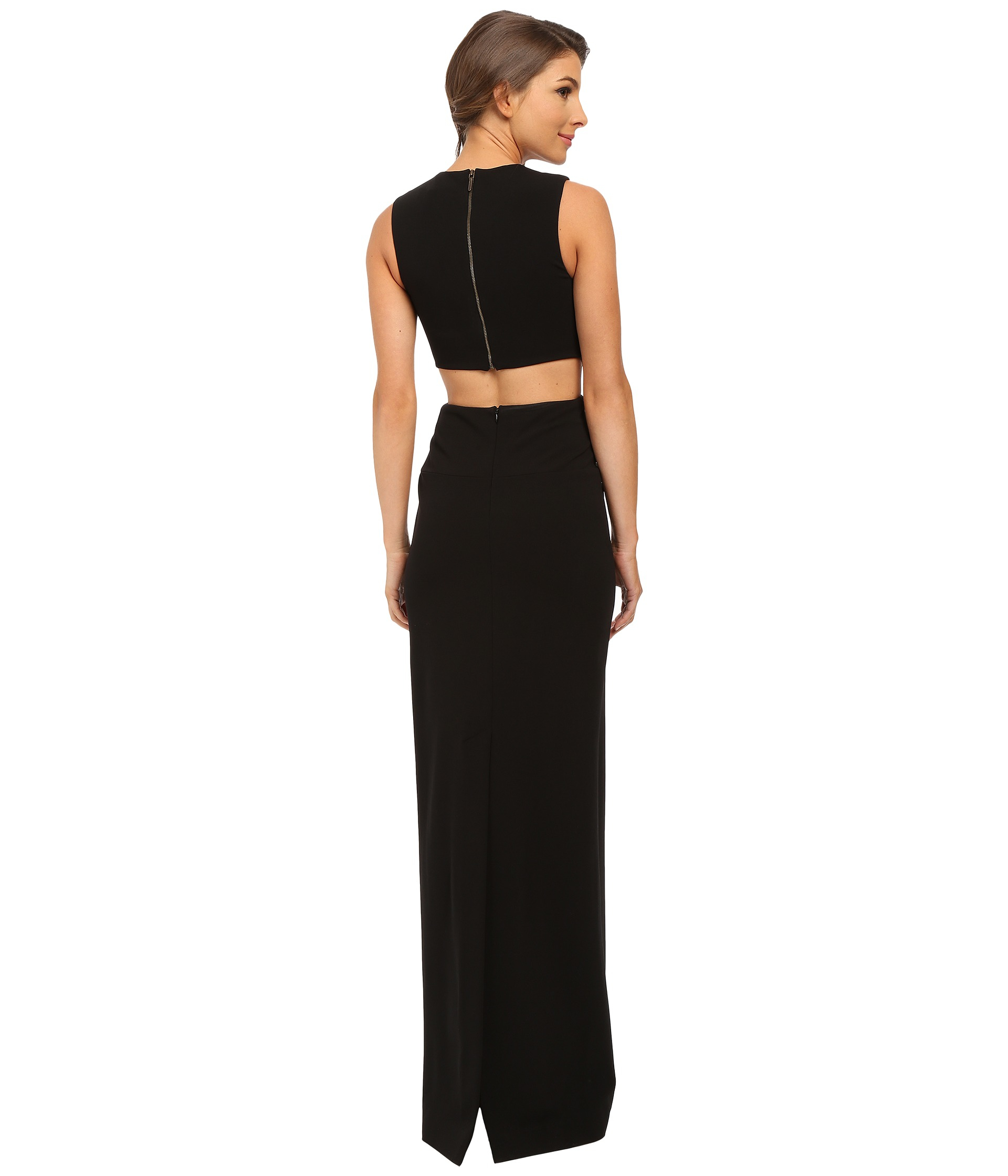 Magnificent Nicole Miller Black Gown Composition - Best Evening Gown ...