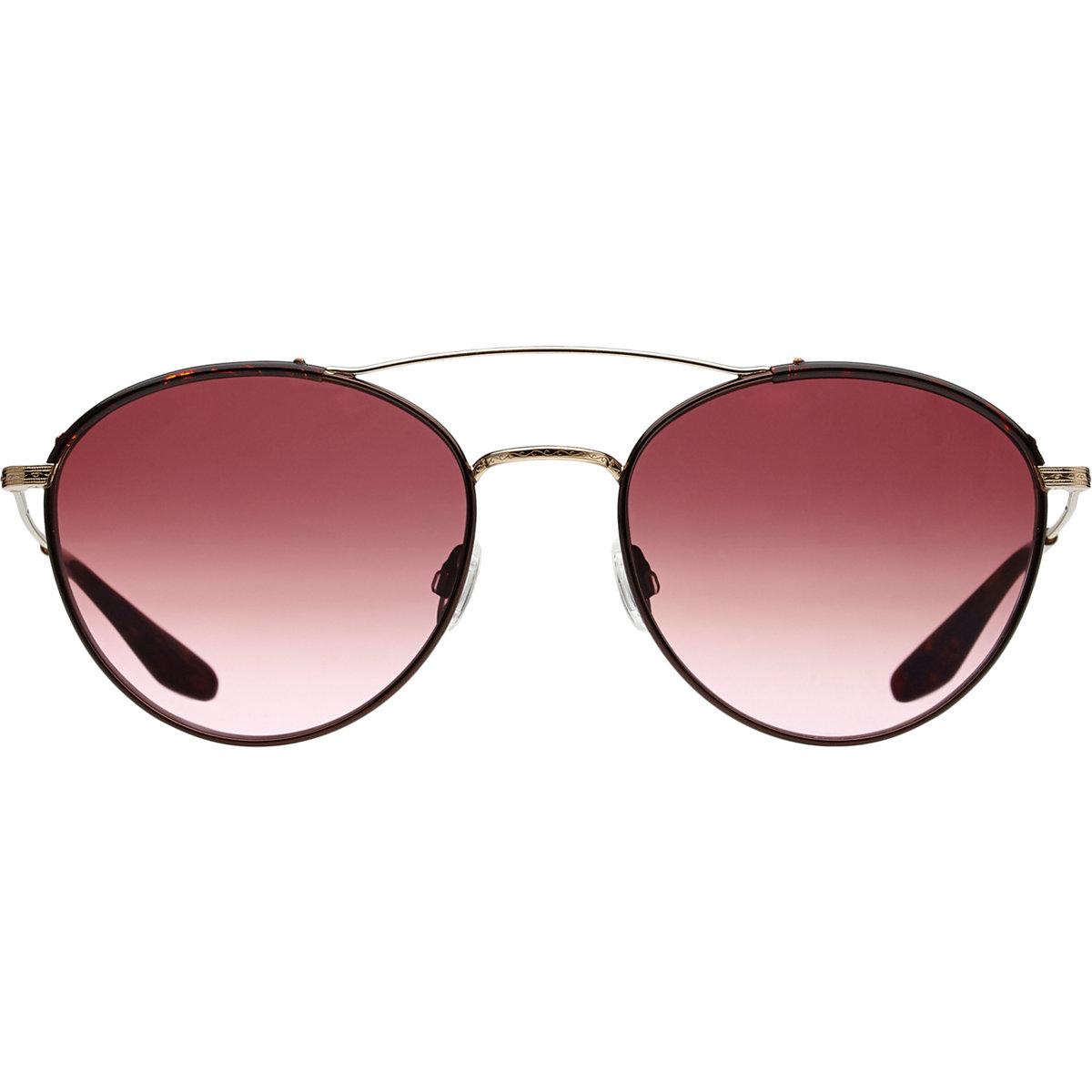 e3d8708445 Barton Perreira Gamine Sunglasses in Metallic - Lyst
