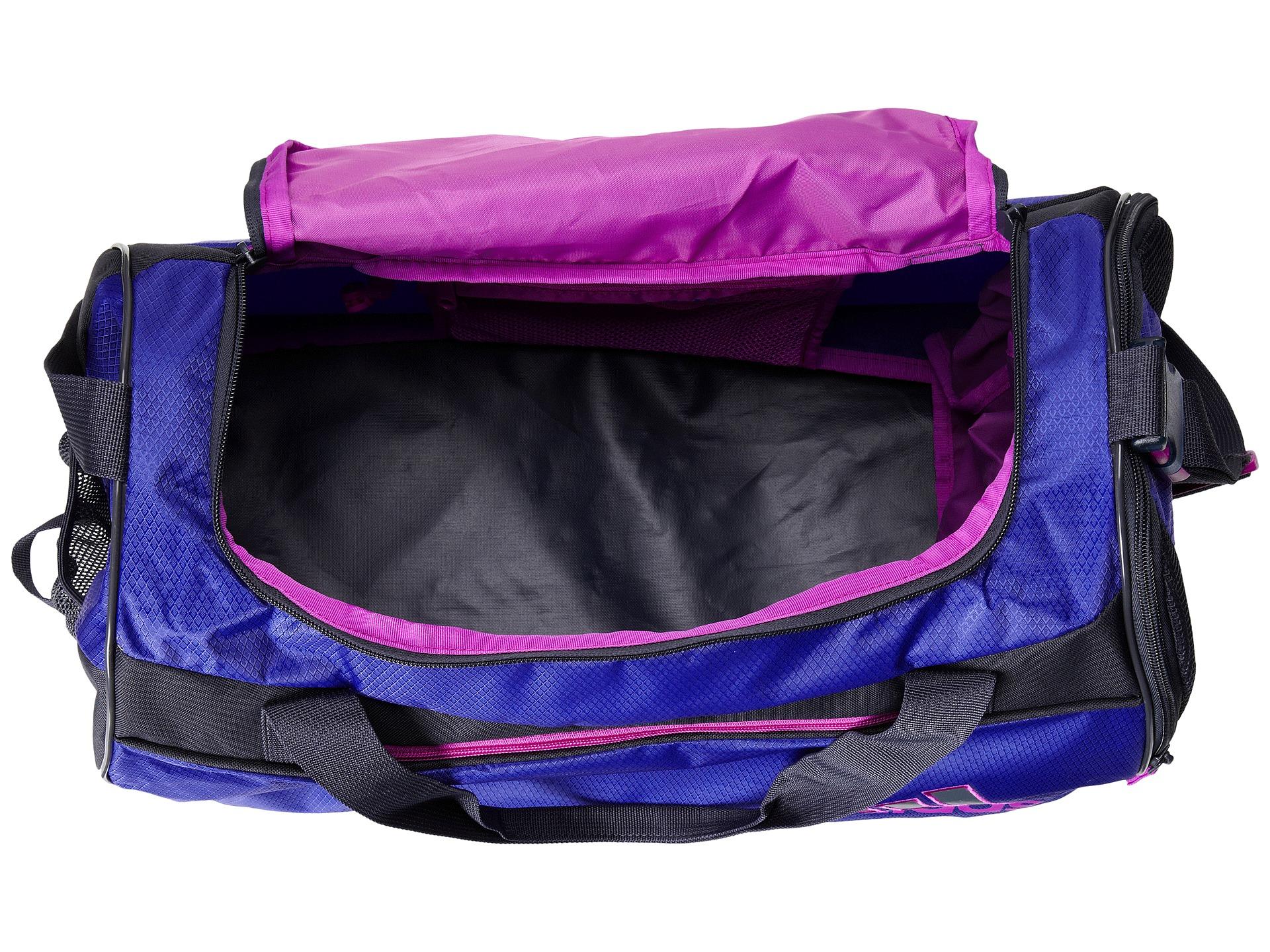Lyst - adidas Squad Ii Duffel in Purple c400f4b833