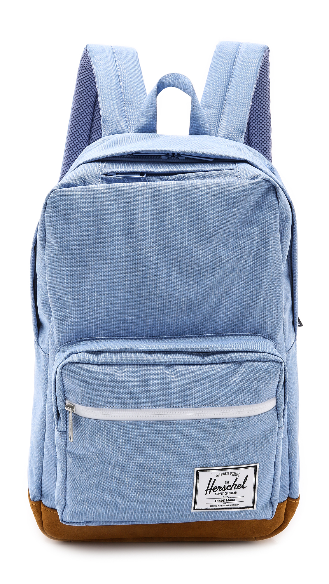 59c458a17b82 Herschel Supply Co. Pop Quiz Backpack - Chambray in Blue - Lyst