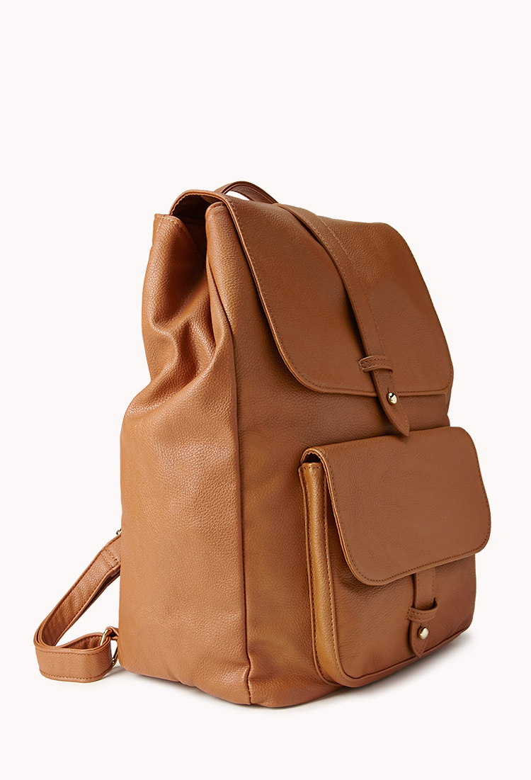 A faux leather backpack is one of the best ways to combine style, functionality, and organization with ease whether the day involves going to work, running errands, going .