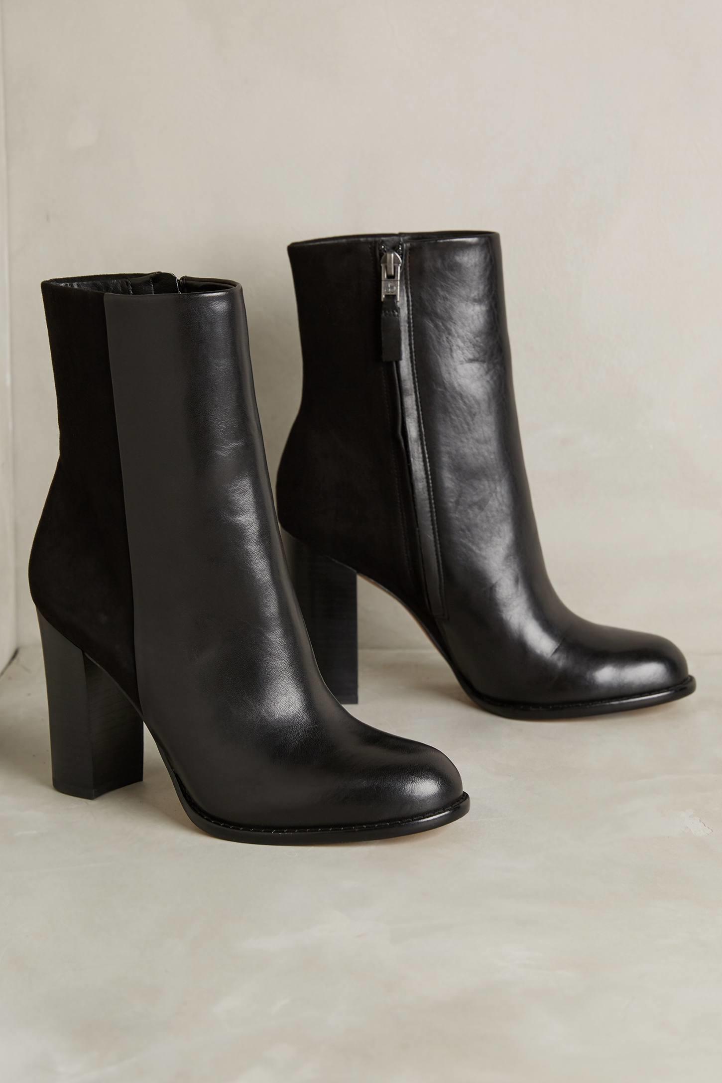 Lyst Sam Edelman Reyes Boots In Black