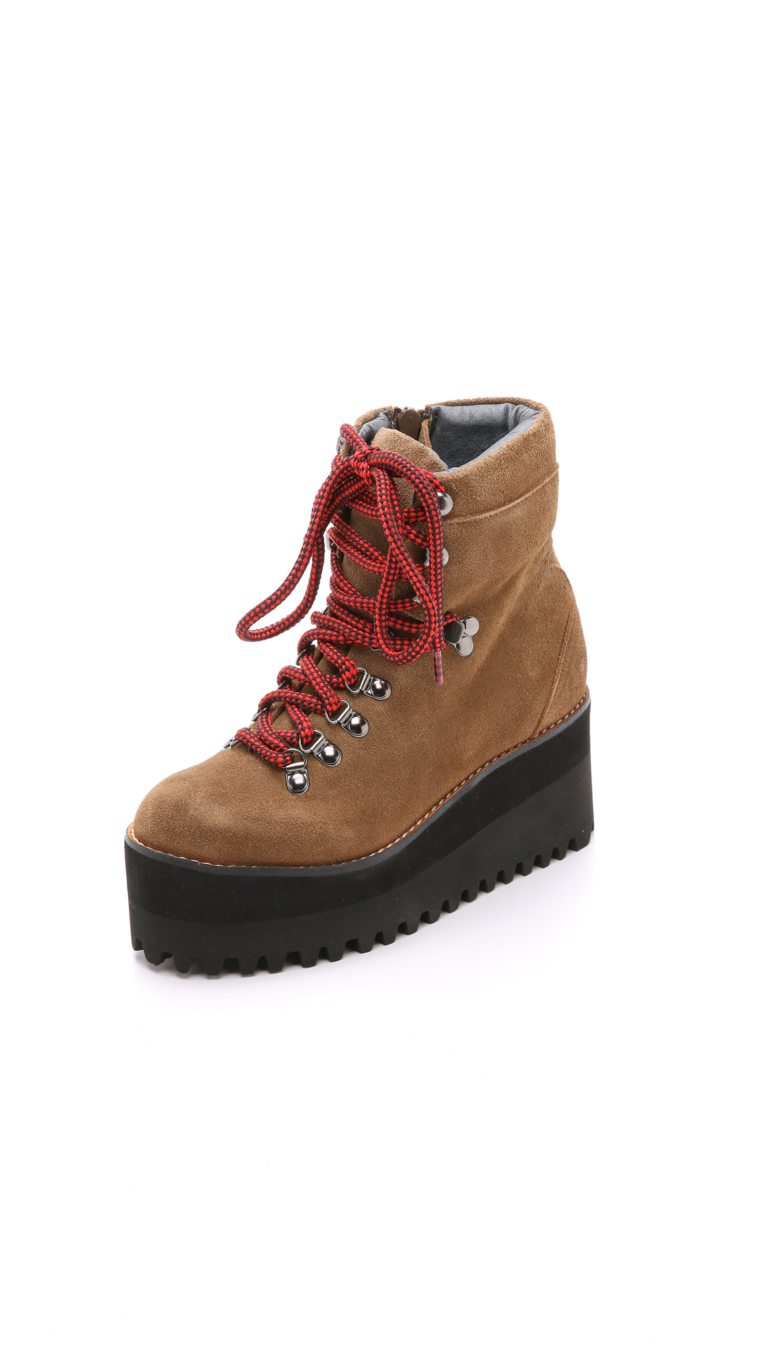 Jeffrey Campbell Shoes Lita Black Suede