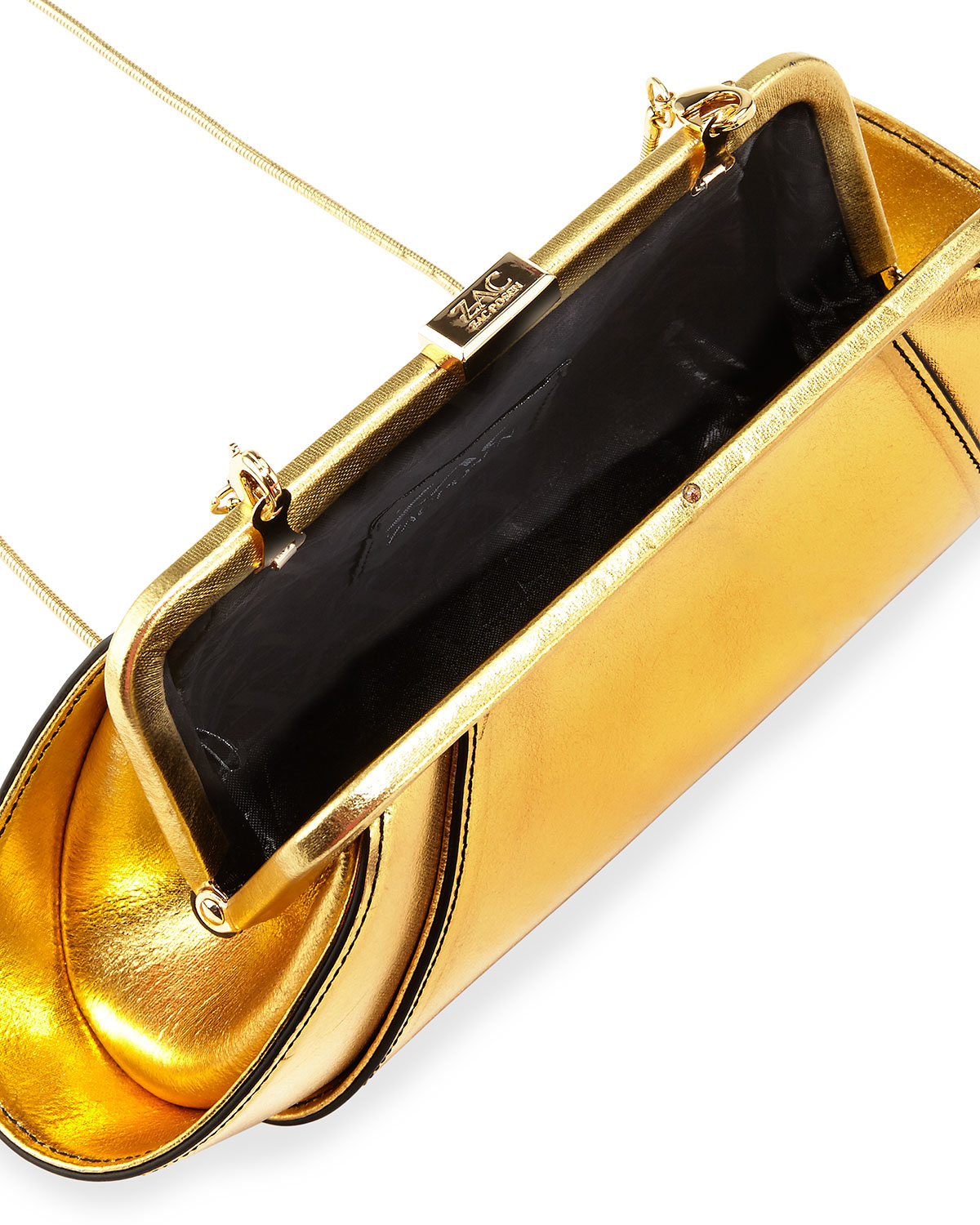 45f6bb6a2b2 Gallery. Previously sold at  Neiman Marcus · Women s Metallic Clutch Bags  ...