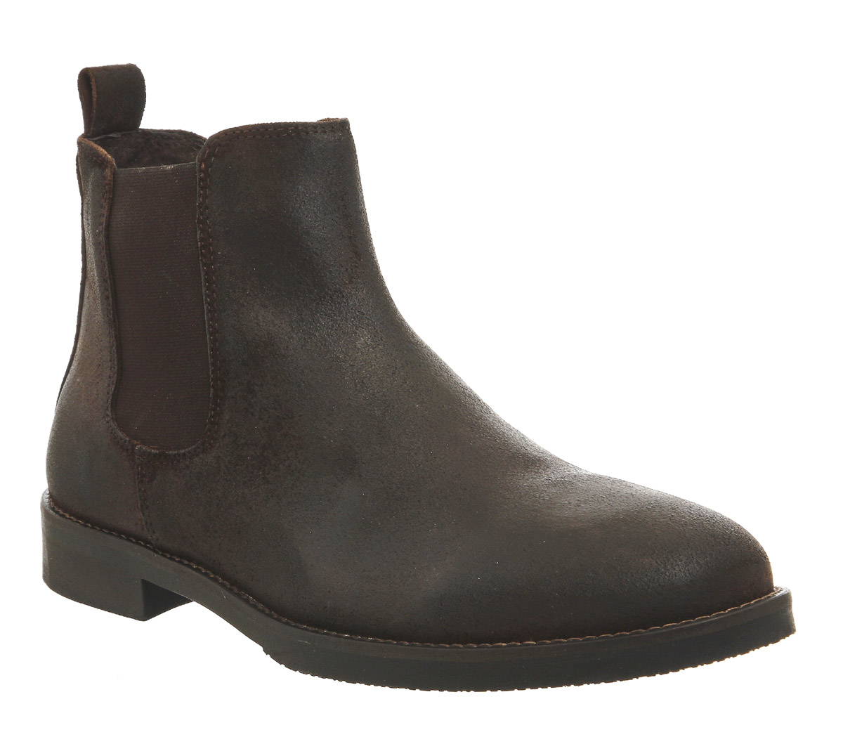 office cage chelsea boots in brown for men lyst. Black Bedroom Furniture Sets. Home Design Ideas
