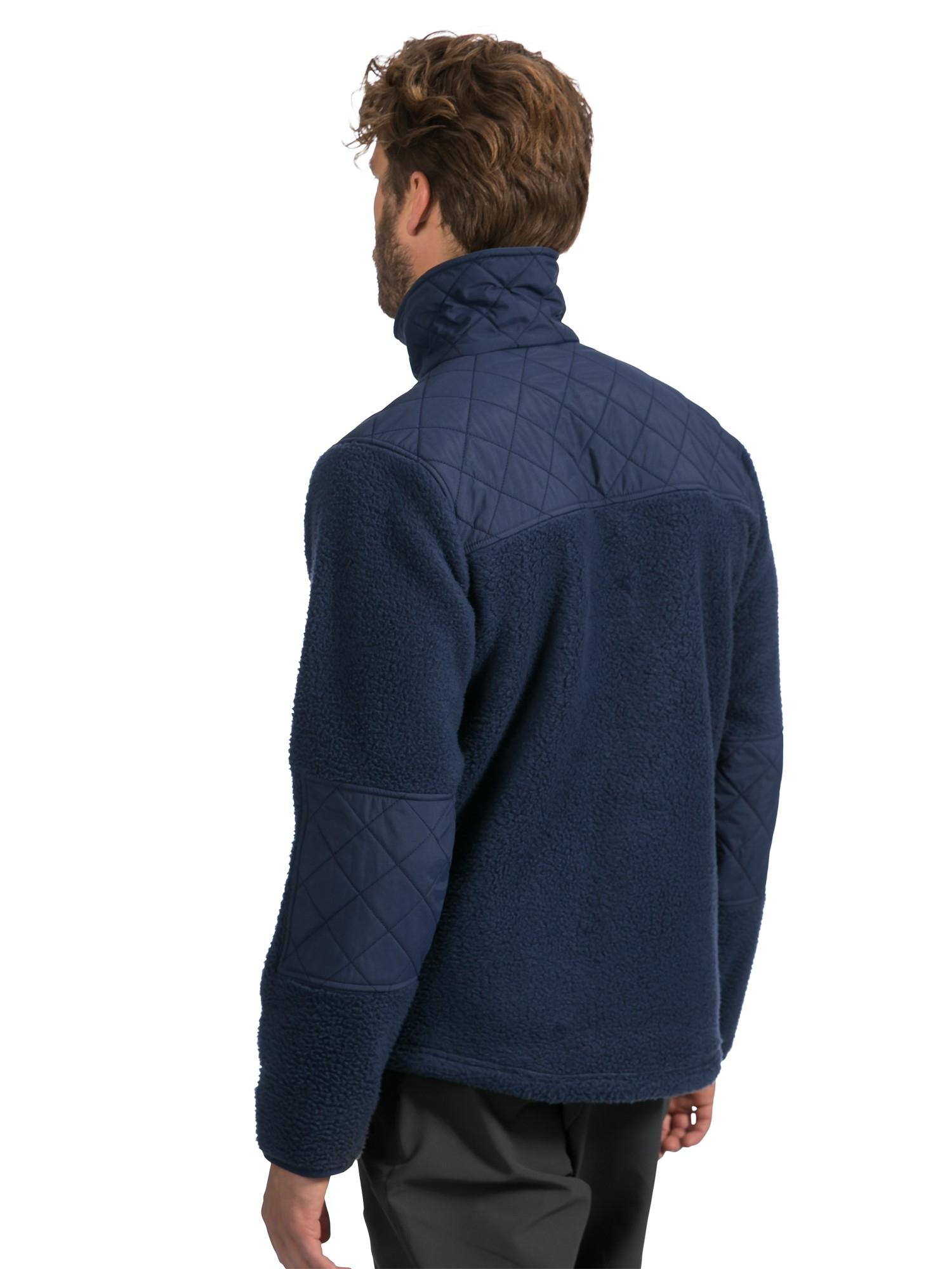 lyst helly hansen october pile fleece jacket in blue for men. Black Bedroom Furniture Sets. Home Design Ideas