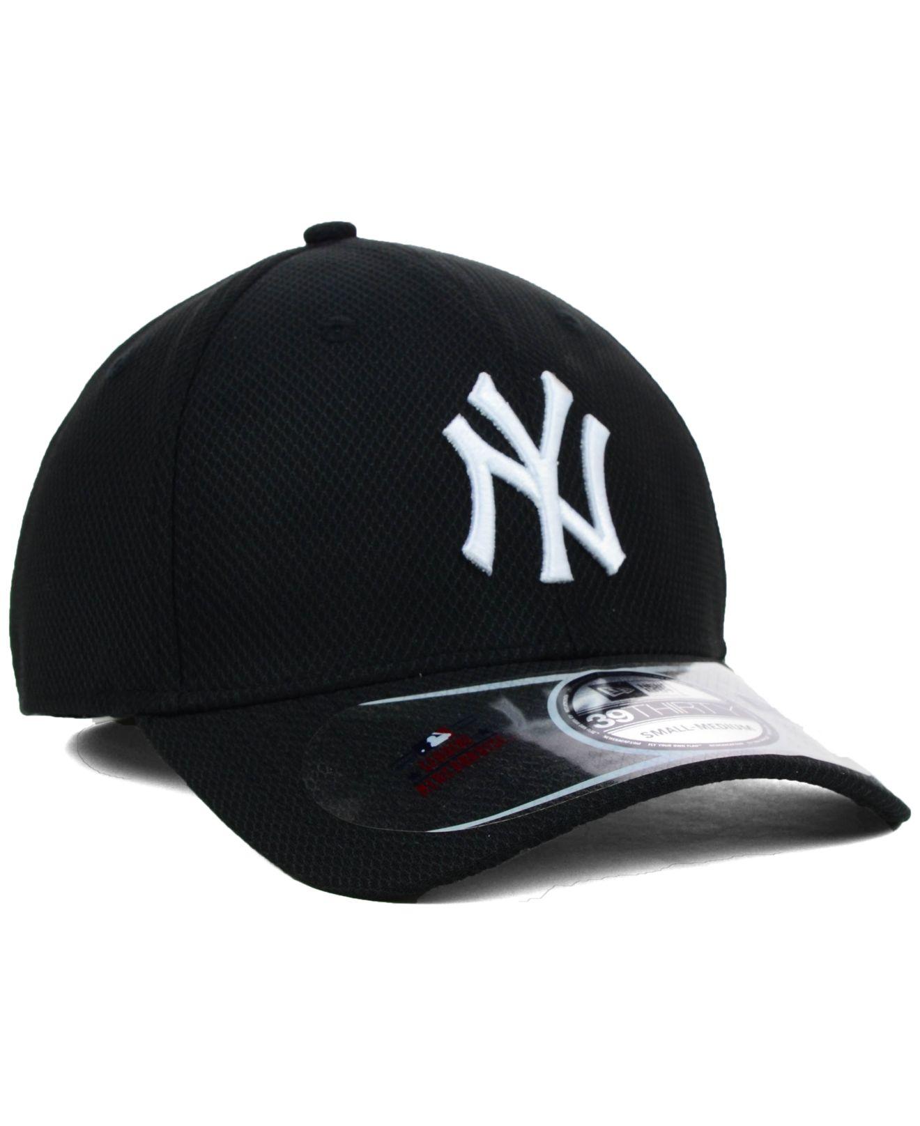 151a25a22f7 ... new arrival 50993 49203 Lyst - Ktz New York Yankees Mlb Diamond Era  Black 39thirty C ...
