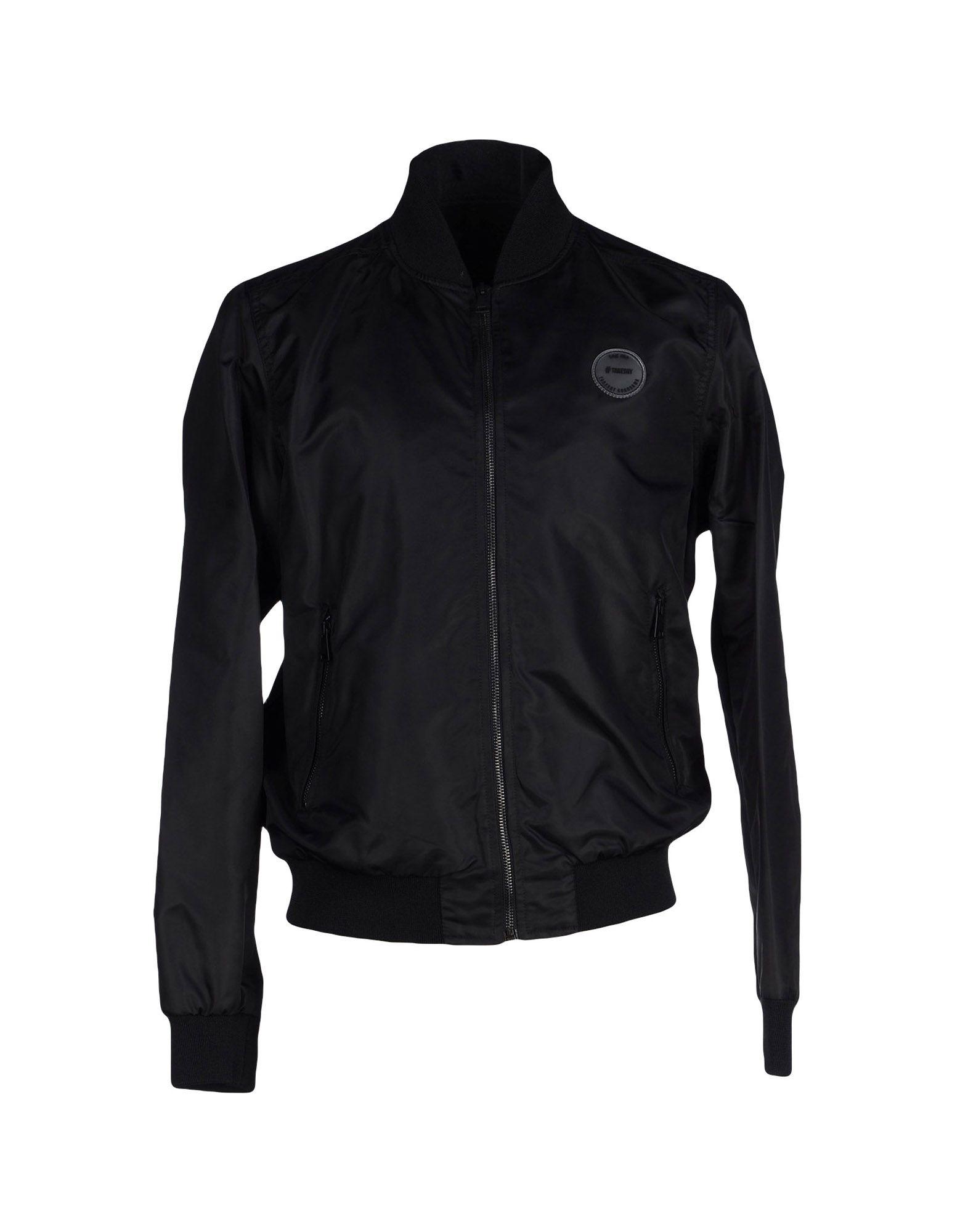 Takeshy kurosawa Jacket in Black for Men | Lyst