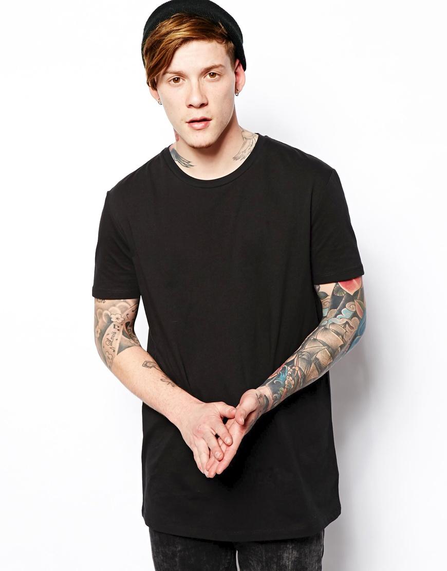 Asos Black Shirt | Artee Shirt
