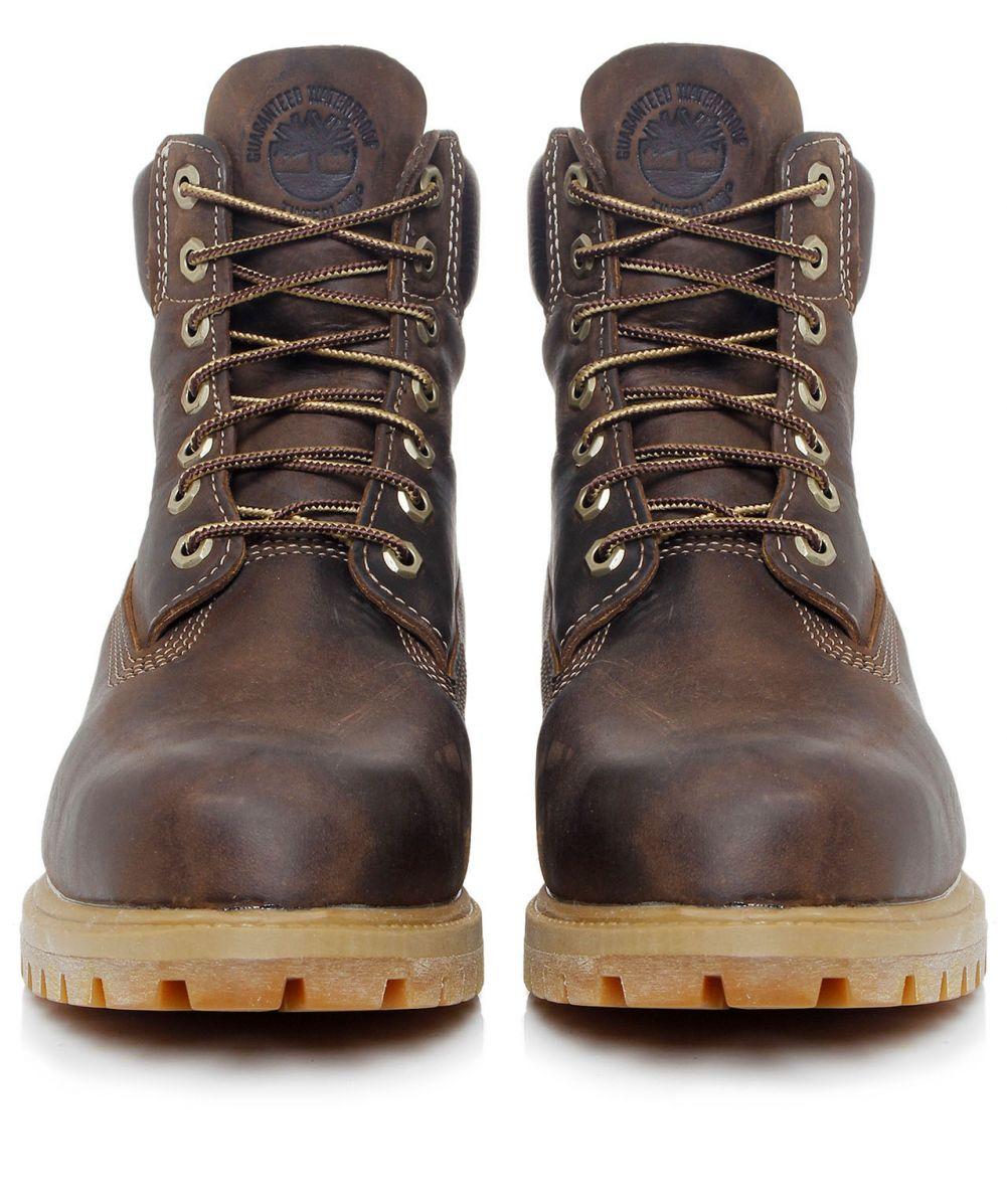 Timberland Heritage 6 Inch Premium Waterproof Boots In
