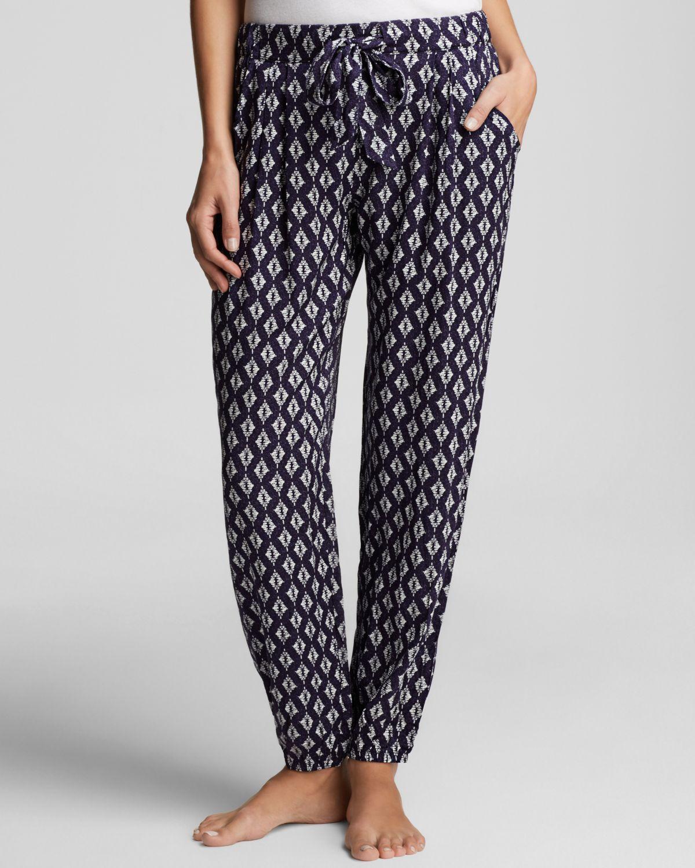 Calvin Klein Printed Straight Leg Pajama Pants. Sale $ Orig $