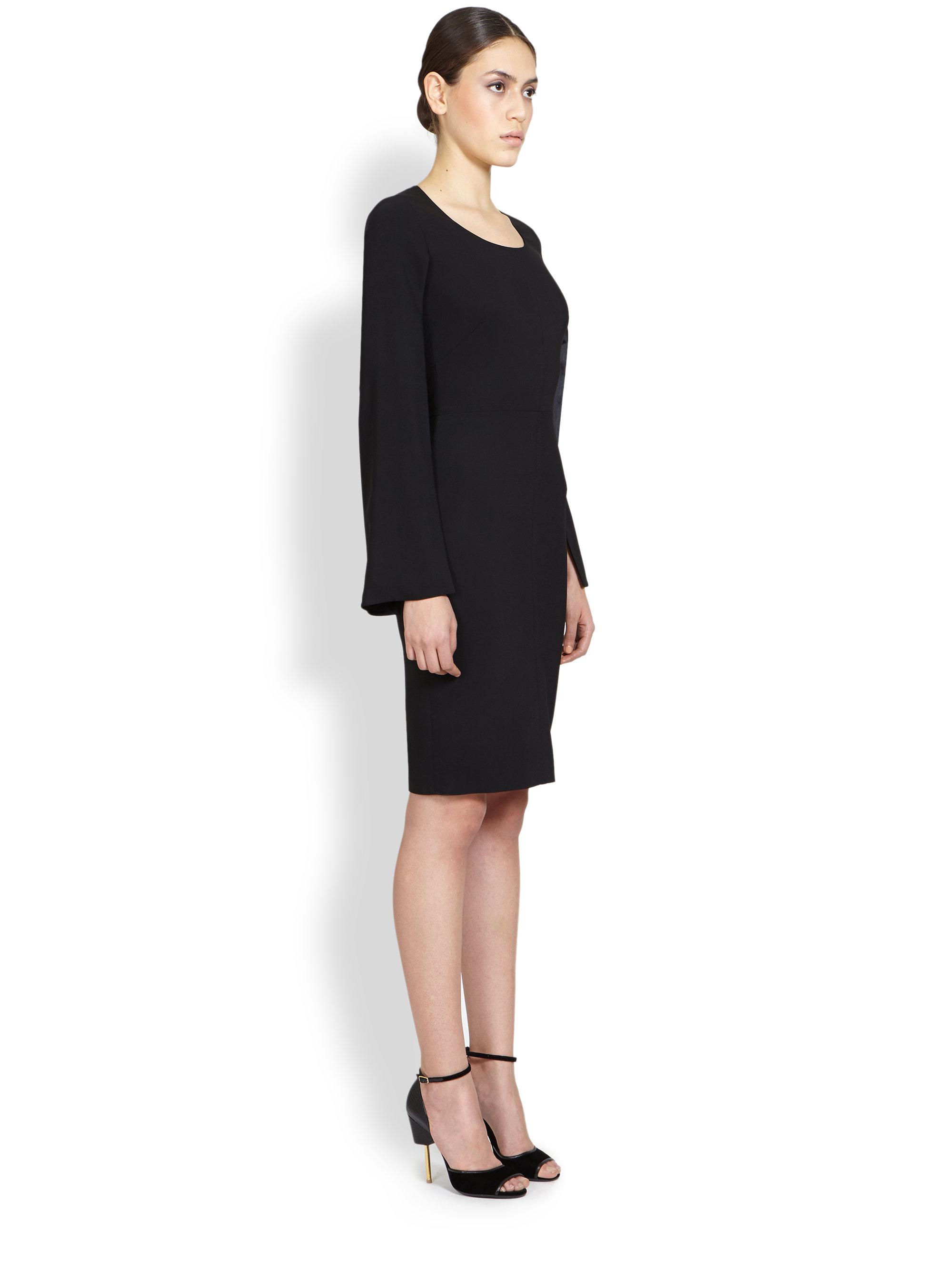 Womens Studded Mesh & Cady Minidress Givenchy sxnez7DeNC