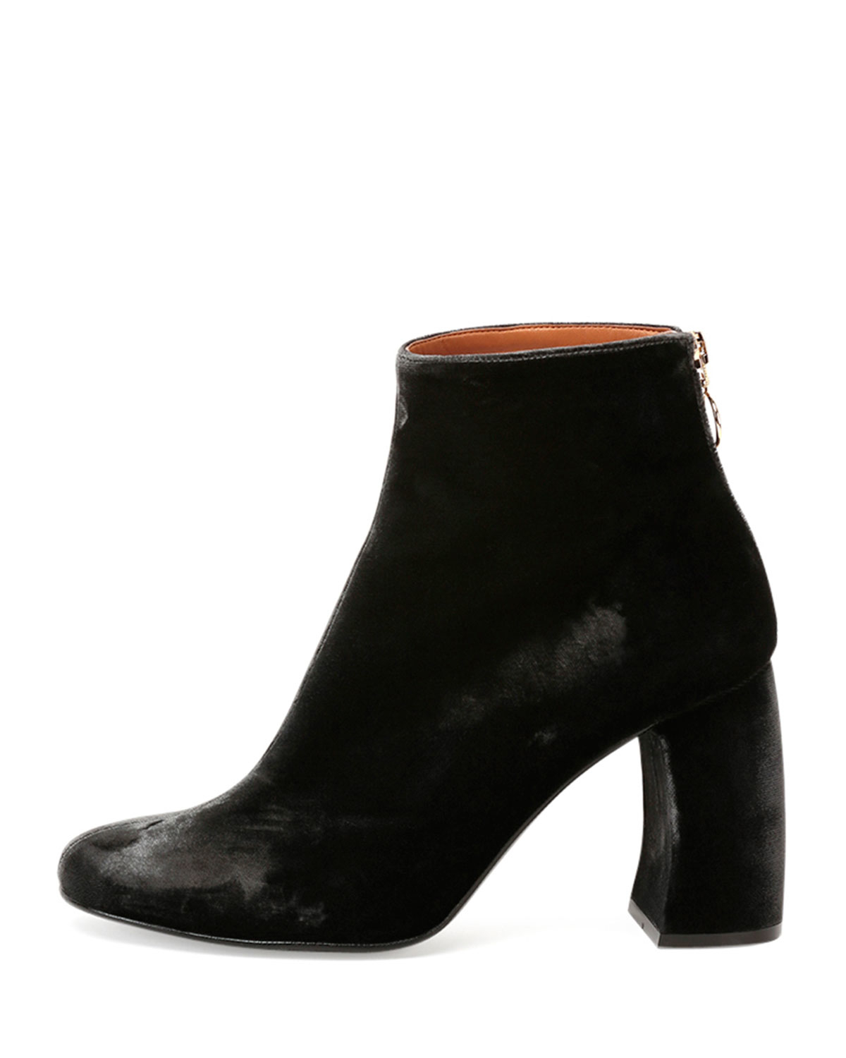 Stella McCartney velvet ankle boots cheap sale looking for clearance outlet cheap sale newest y5lQezsixU