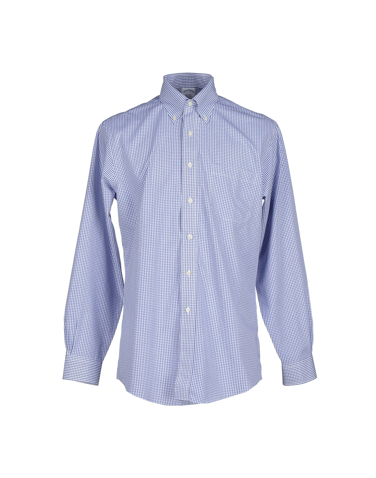 Brooks Brothers Shirt In Blue For Men Lyst