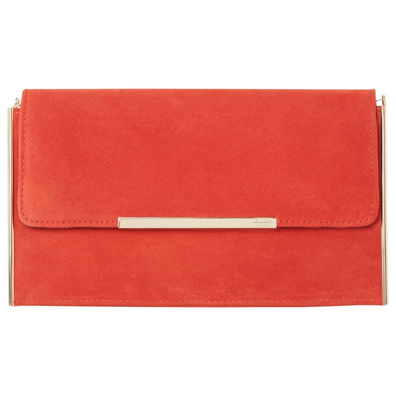 65dae728ae Personalised Suede Envelope Clutch Bag