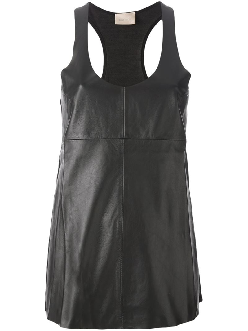 Black button front crop tank top. Quick view. Add to wishlist. £ Black faux leather pencil skirt. Quick view. Add to wishlist. £ Black button front vest +1; Quick view. Black faux leather paperbag waist shorts. Quick view. Add to wishlist. £ Beige .