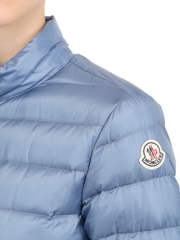 moncler lans jacket blue