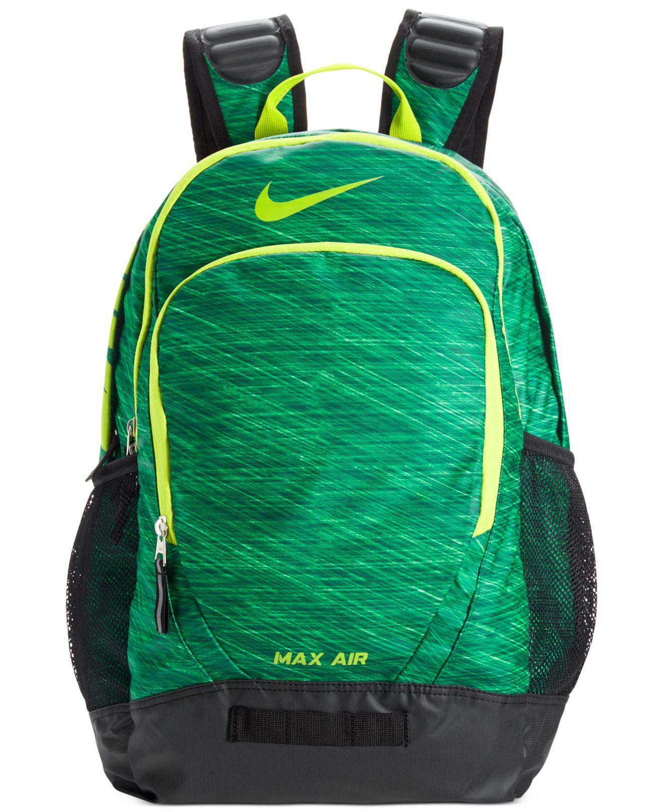 Lyst - Nike Team Training Backpack in Green for Men
