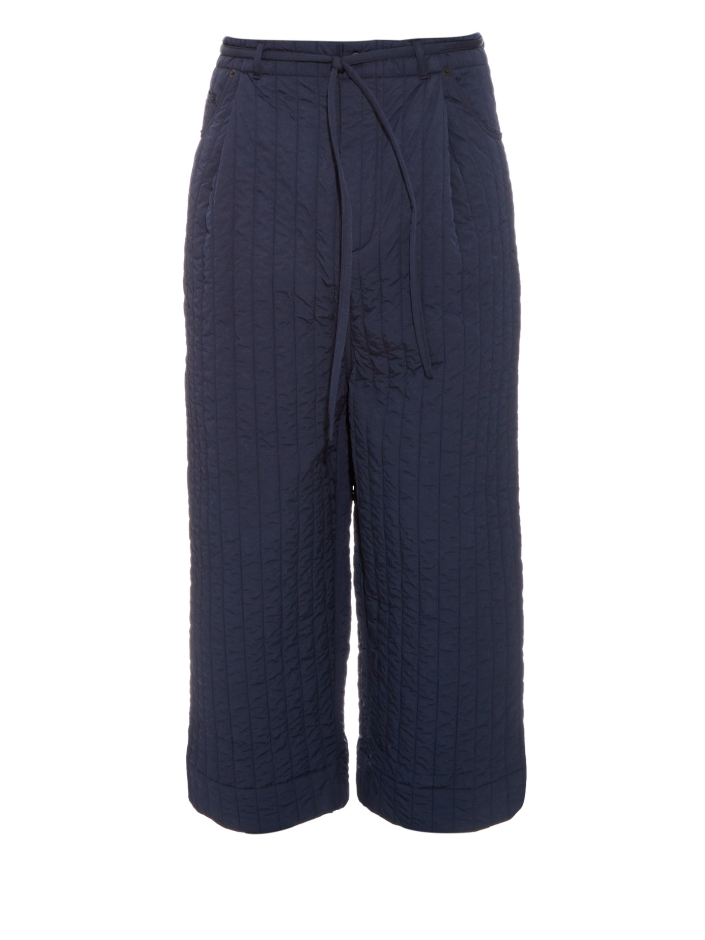 Björn borg Wide-leg Quilted Trousers in Blue for Men | Lyst : quilted trousers - Adamdwight.com