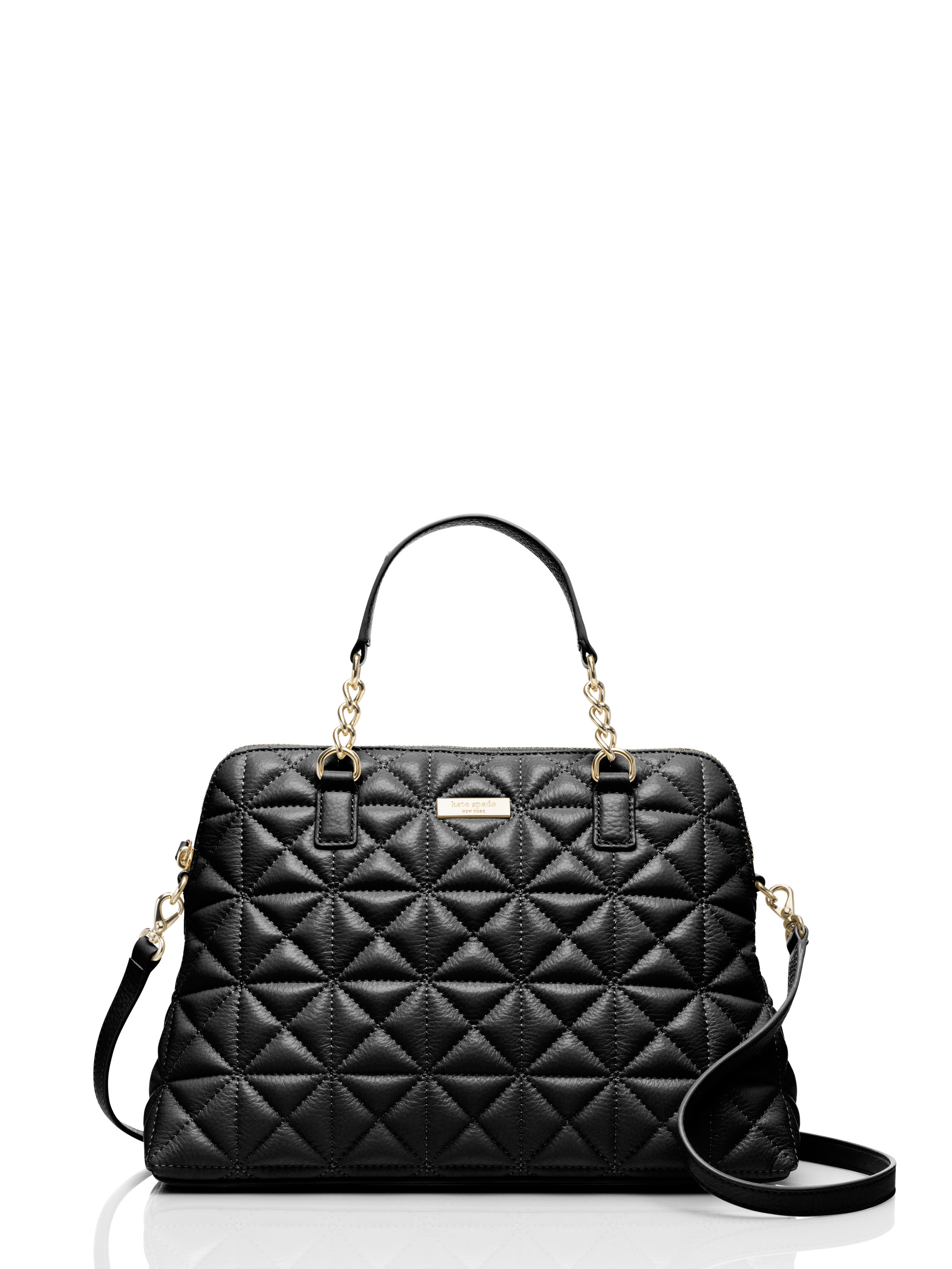 Lyst - Kate Spade Whitaker Place Small Rachelle in Black f8d98989b1404