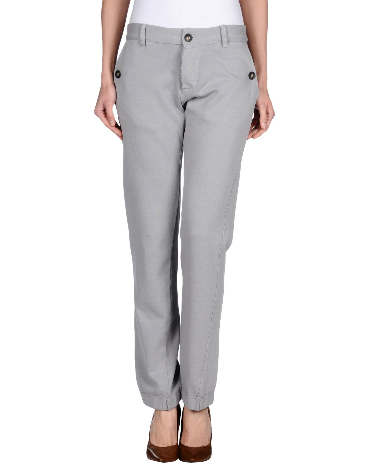 Awesome Jeckerson Denim Trousers In Gray Light Grey  Save 61  Lyst