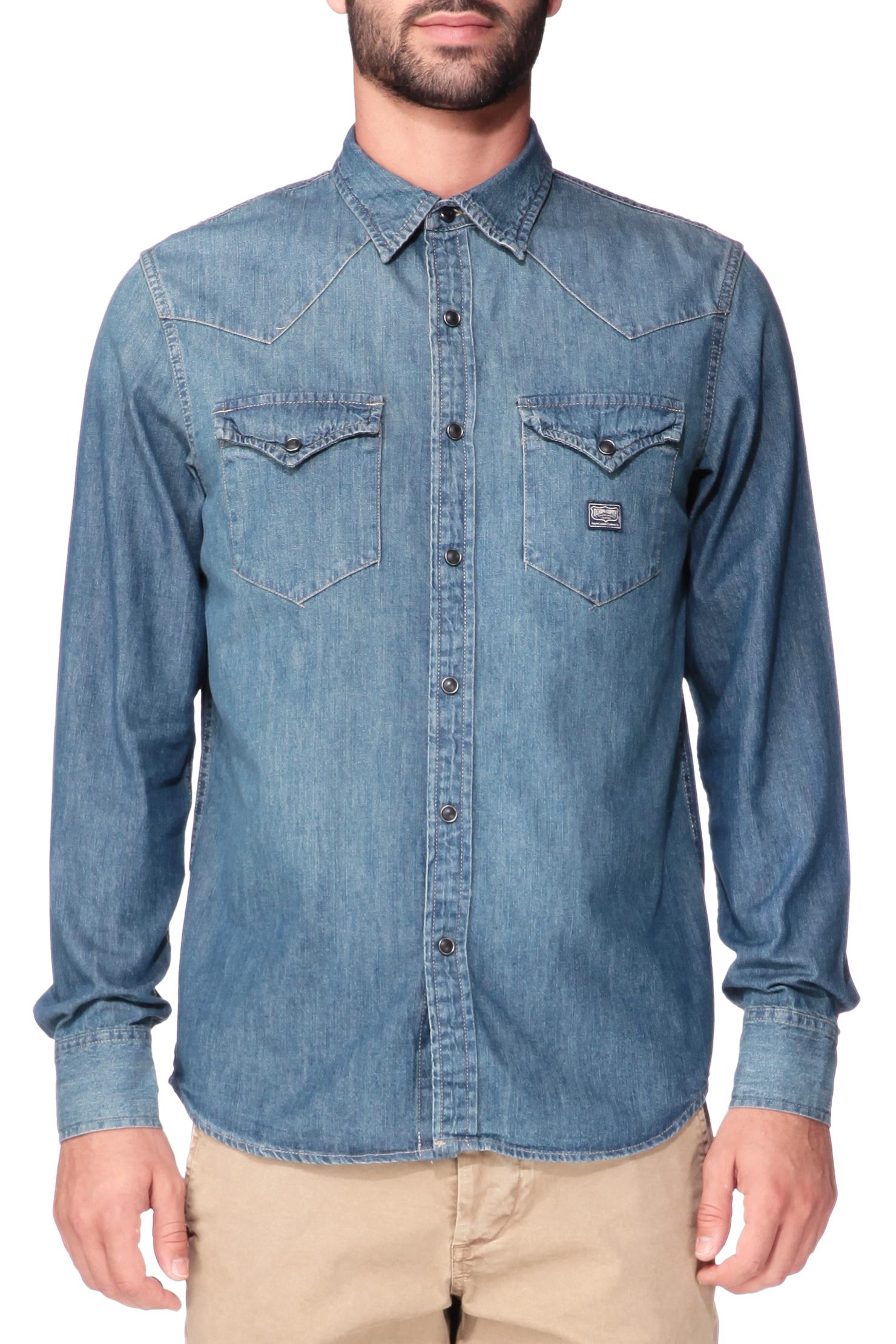 Denim Supply Ralph Lauren Long Sleeve Shirt