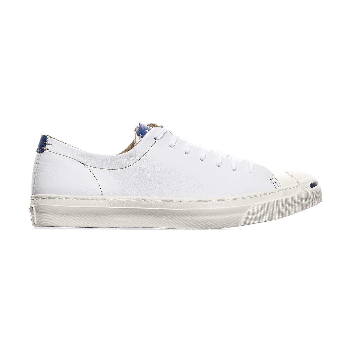 472a64edf518f4 Lyst - Converse Jack Purcell Ltt Ox Leather Sneakers in White for Men