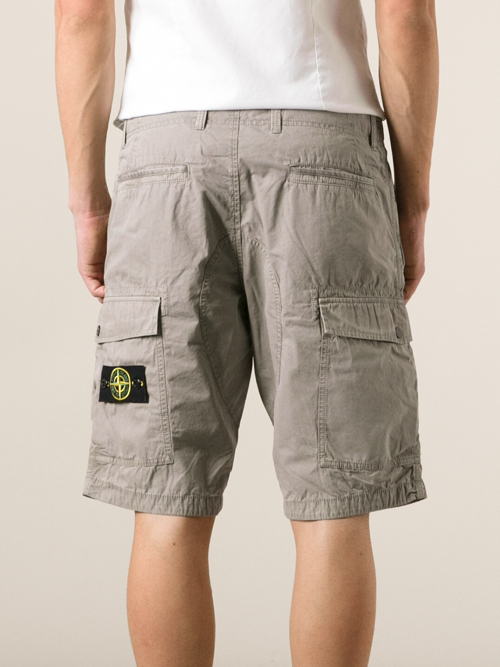 Mens Stone Shorts