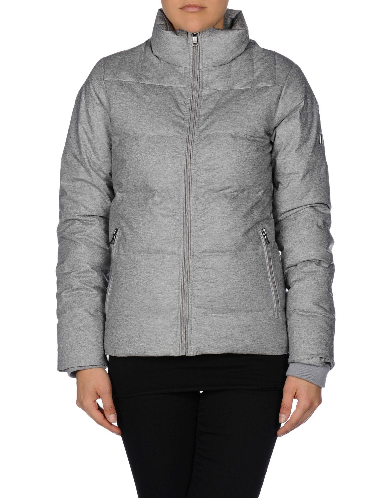 Lyst - Calvin Klein Jeans Down Jacket in Gray
