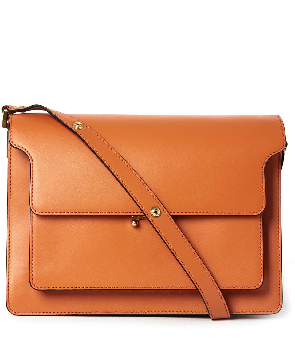 Pre-owned - Leather handbag Marni bRDqTJS