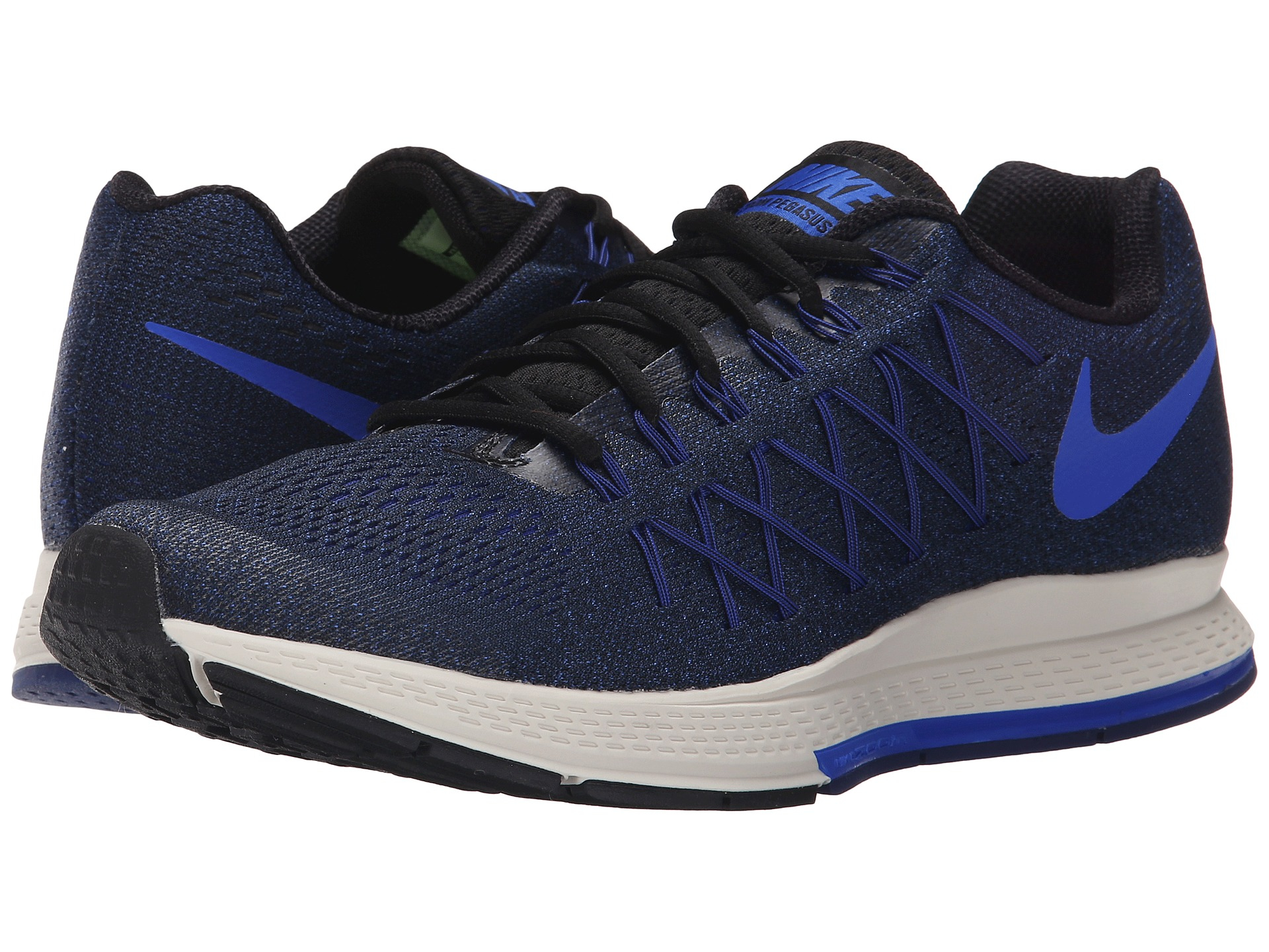check out 25d14 42ae7 Lyst - Nike Air Zoom Pegasus 32 in Black