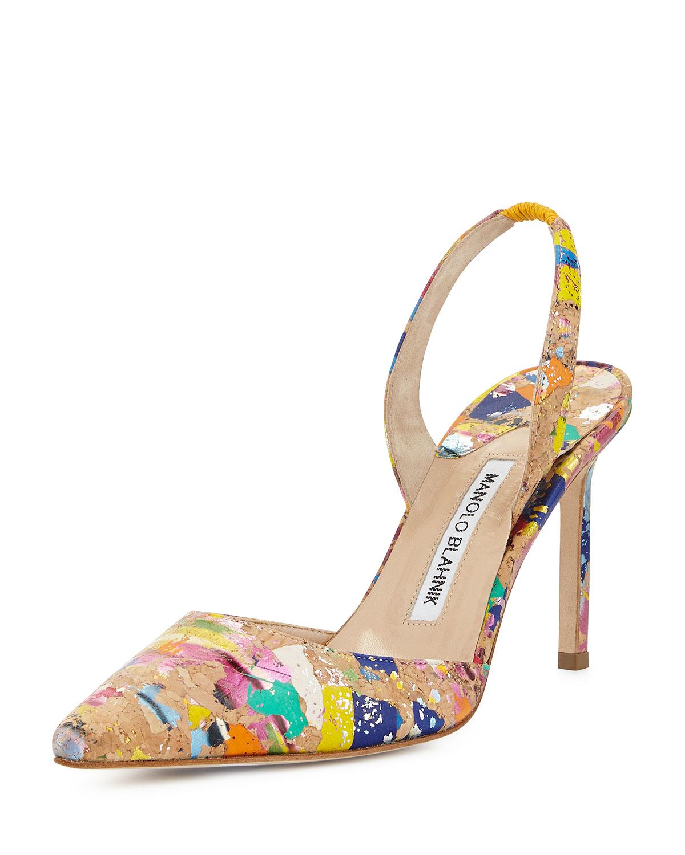 Christian Louboutin Paint Splatter So Kate Pumps Sneakers