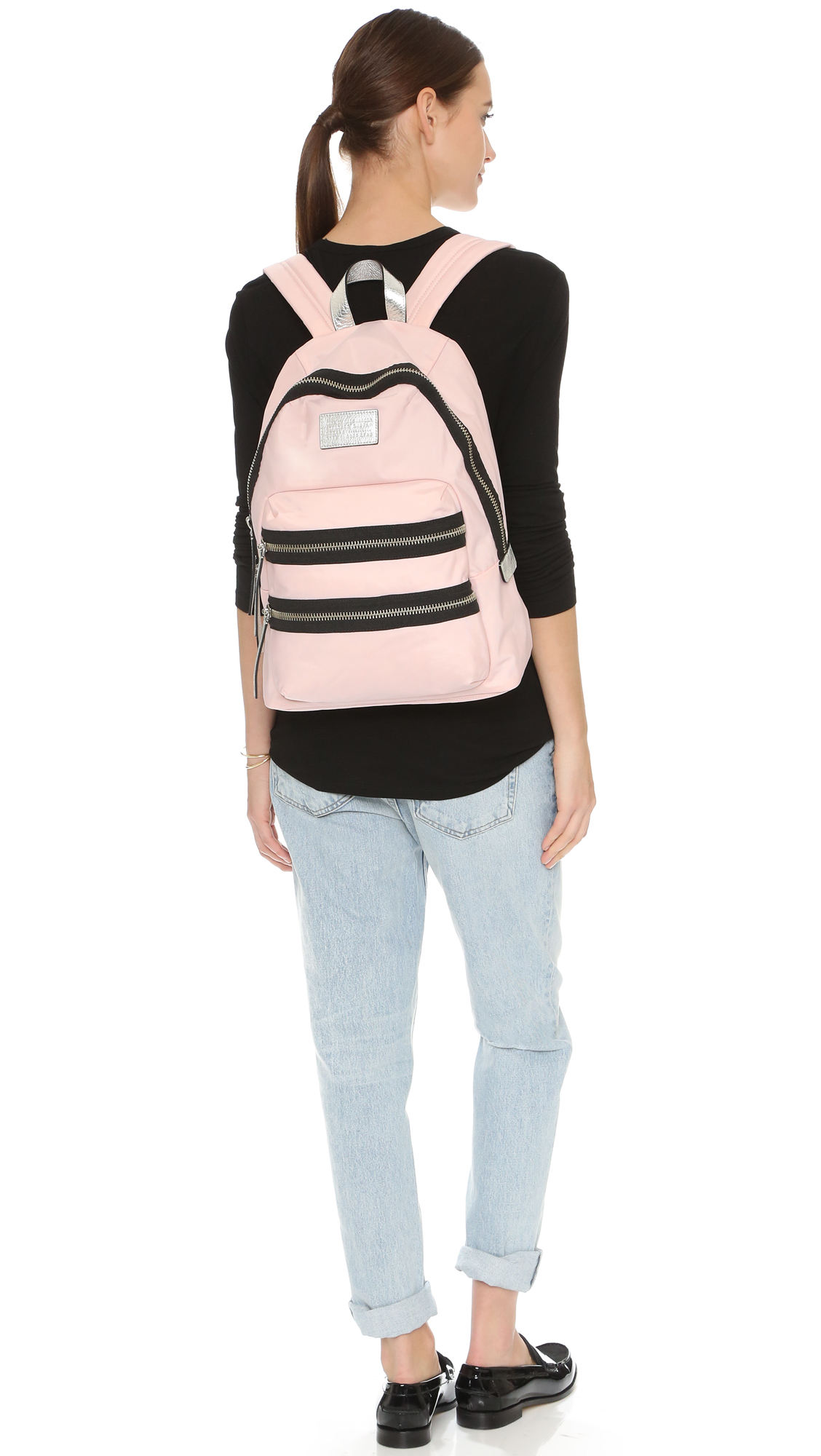 5a75b716e54d ... Lyst - Marc By Marc Jacobs Domo Arigato Pack Rat Backpack - low priced  8b517 72100 . ...
