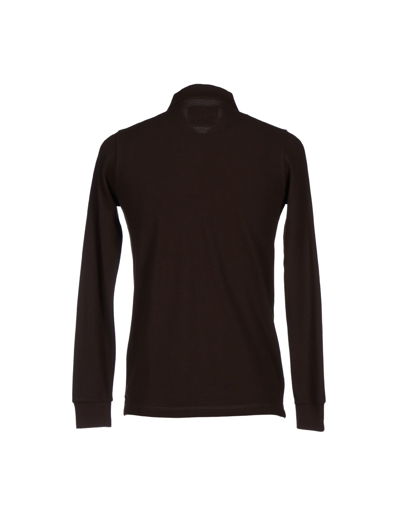Beverly Hills Polo Club Polo Shirt In Brown For Men Lyst