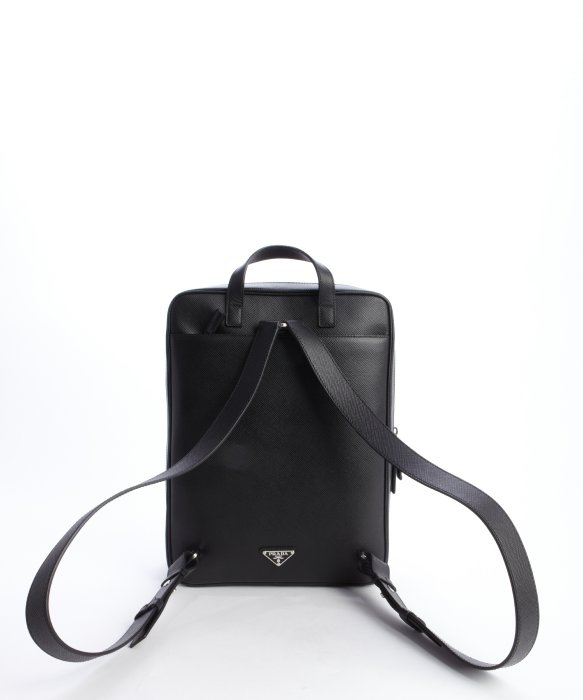 celine cabas bag - prada black polyester backpack
