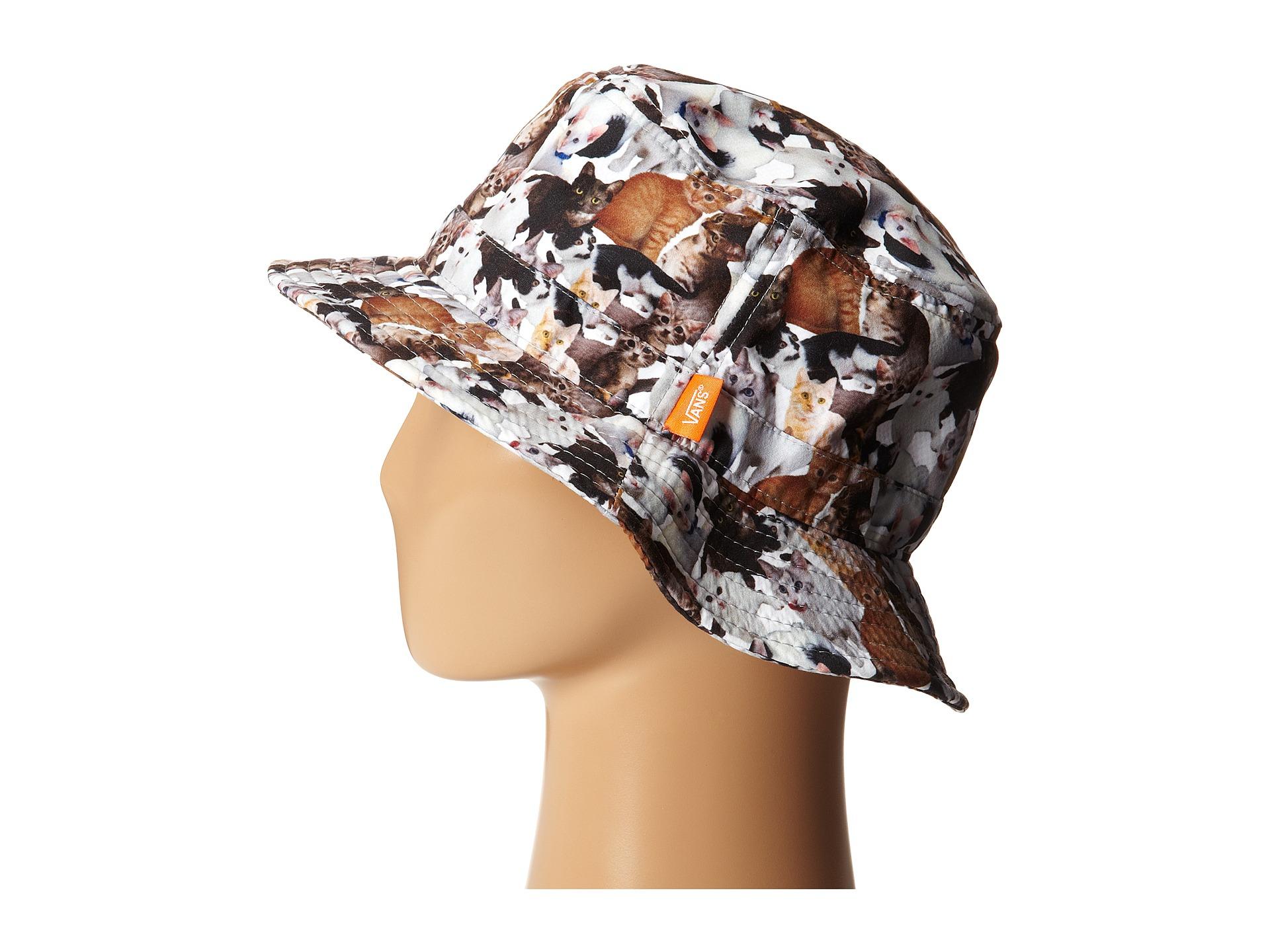 ddc0d81749 Lyst - Vans ® X Aspca® Bucket Hat