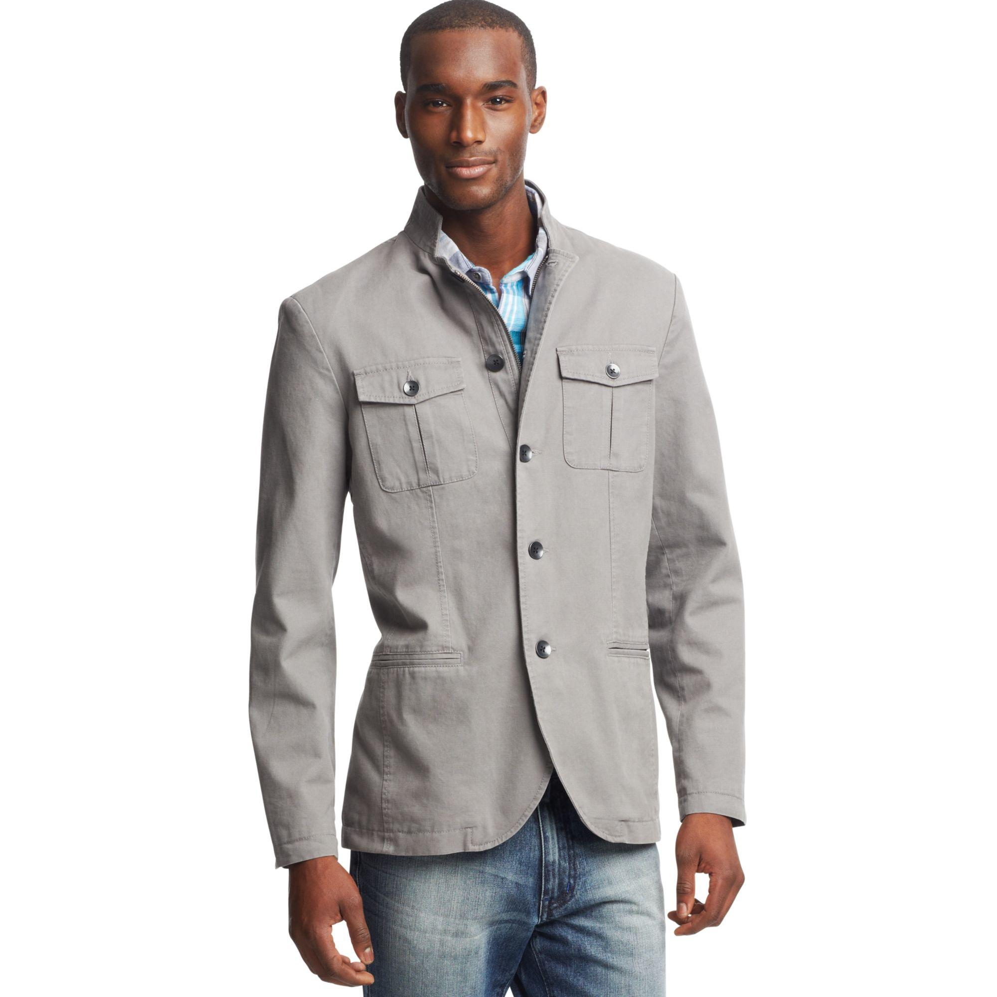 Military Sport Coat - Coat Nj