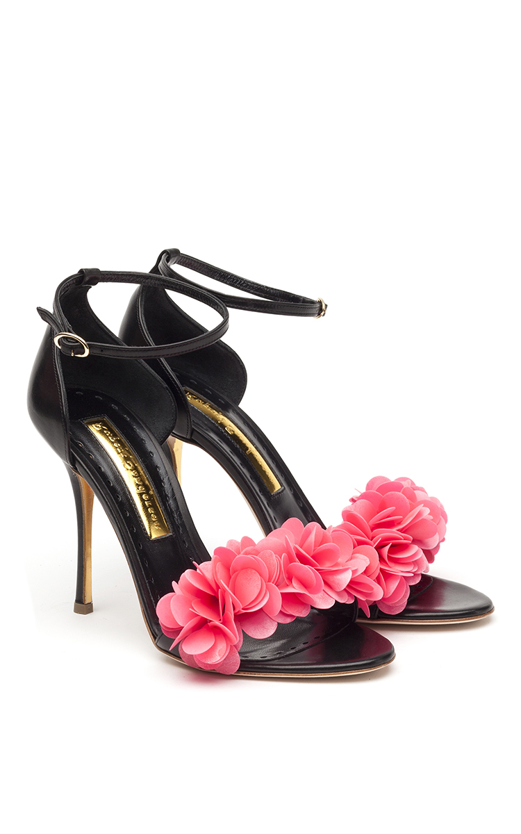 clearance in China buy cheap best sale Rupert Sanderson Patent Leather Ankle Strap Sandals ZL6Yyvr0C