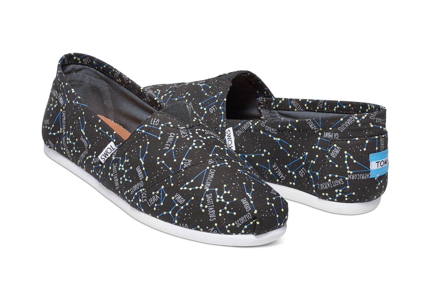 Toms glow in the dark constellation mens classics in natural for gallery gamestrikefo Image collections