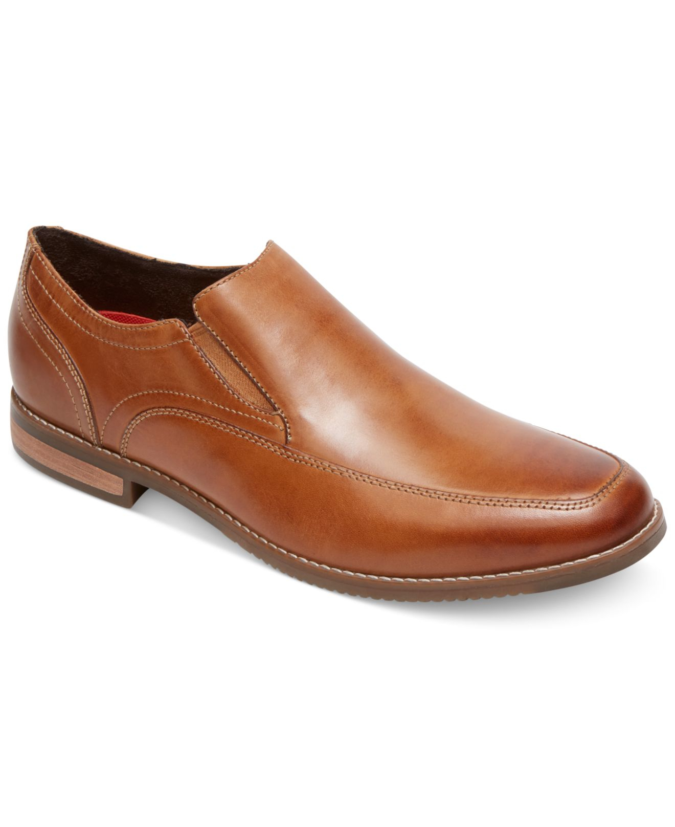 Rockport Stylepurpose Loafers in Brown for Men