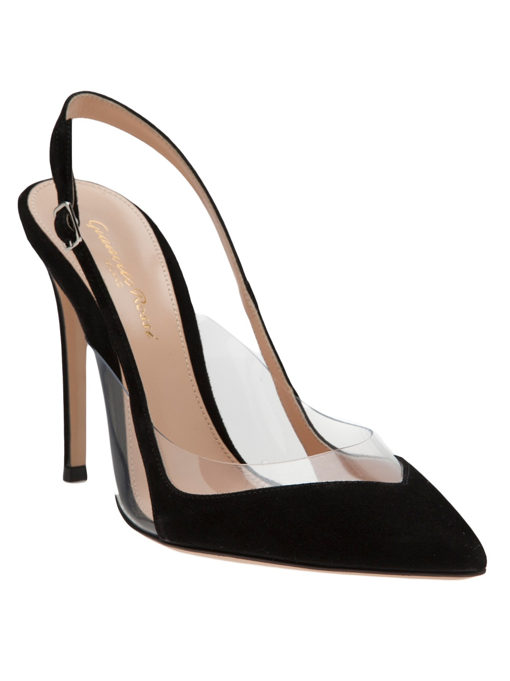 Gianvito Rossi Low heel pumps 5R0w2