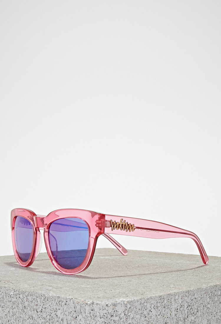 95aed0fa6a9 Pink Sunglasses Forever 21 - Bitterroot Public Library